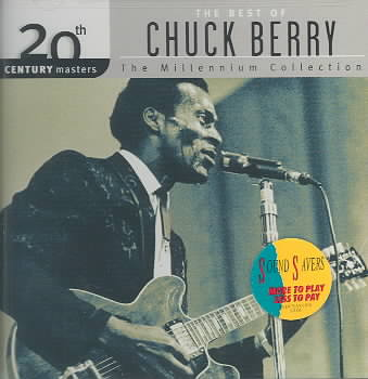 20TH CENTURY MASTERS:MILLENNIUM COLLE BY BERRY,CHUCK (CD)